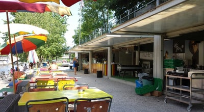 Photo of Beer Garden Primitivo at Wasserwerkstrasse, Zürich 8006, Switzerland