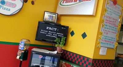 Photo of Pizza Place Pizza World at 651 Carlyle Ave, Belleville, IL 62221, United States