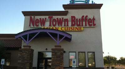 Photo of Chinese Restaurant New Town Buffet at 8500 N Cracker Barrel Rd, Tucson, AZ 85743, United States