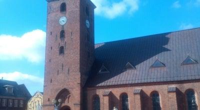 Photo of Church Vor Frelser Kirke at Horsens, Denmark, Denmark