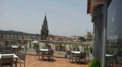 Photo of Gastropub La Azotea del Locum en Hotel Carlos V at Plaza Horno De La Magdalena, Toledo 45001, Spain