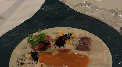 Photo of French Restaurant La Palme d'Or at Grand Hyatt Cannes Hôtel Martinez, Cannes 06400, France