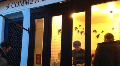 Photo of Cafe Comme à Lisbonne at 37 Rue Du Roi De Sicile, Paris 75004, France