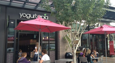 Photo of Dessert Shop Yogurtopia at 2206 E Williams Field Rd #118, Gilbert, AZ 85295, United States