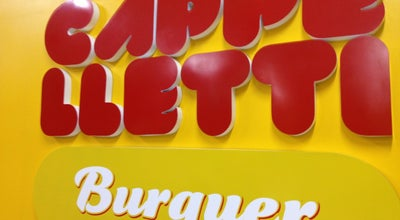Photo of Burger Joint Cappelleti Burguer at Rua Arthur Perottoni, Brazil