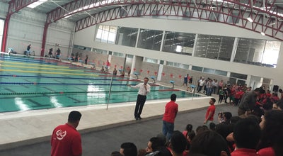 Photo of Pool Alberca Olimpica 450 at Mexico