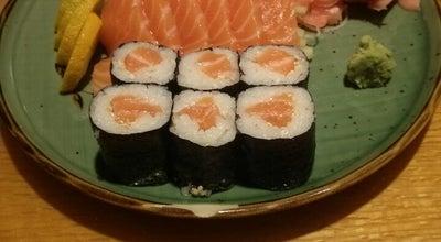 Photo of Sushi Restaurant Sushi Corner at 18 Essex St, Melrose, MA 02176, United States