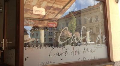 Photo of Cafe Café Del Mar at Náměstí T.g. Masaryka 101, Příbram 26101, Czech Republic
