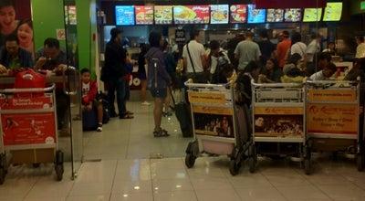 Photo of Asian Restaurant Jollibee at Terminal 3, Ninoy Aquino International Airport, Pasay City, Philippines