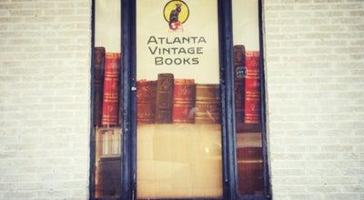 Photo of Used Bookstore Atlanta Vintage Books at 3660 Clairmont Rd, Atlanta, GA 30341, United States
