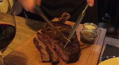 Photo of Steakhouse Crudo at Ul.bohaterów Monte Cassino 36/2, Sopot 81-759, Poland