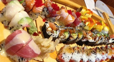 Photo of Sushi Restaurant Hanami at 8145 Baltimore Ave, College Park, MD 20740, United States