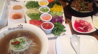Photo of Vietnamese Restaurant 호아빈 at 내동, 김해시, South Korea