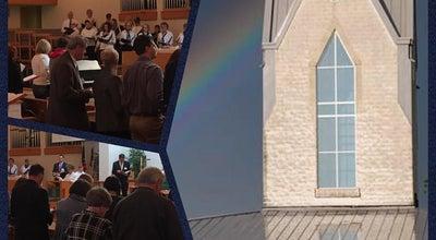 Photo of Church Grace United Methodist Church at 9750 Wellington Rd, Manassas, VA 20110, United States