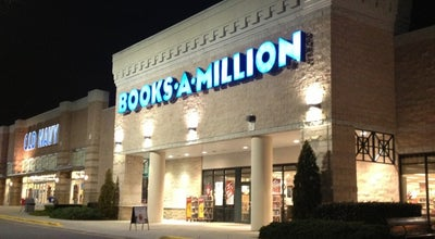 Photo of Bookstore Books-A-Million at 1624 Gadsden Hwy., Trussville, AL 35173, United States