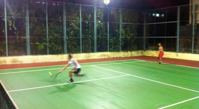Photo of Tennis Court Sân Tennis BV Bạch Mai at Hanoi, Vietnam