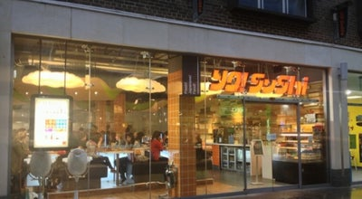 Photo of Sushi Restaurant YO! Sushi at 7-8 Friary St, Guildford GU1 4EH, United Kingdom