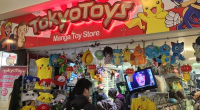 Photo of Toy / Game Store Tokyo Toys at Trocadero Shopping Centre, Piccadilly Circus W1D 7DH, United Kingdom