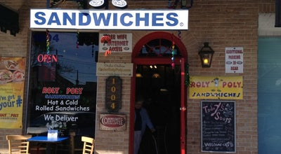Photo of Sandwich Place Roly Poly at 1004 Coolidge Blvd, Lafayette, LA 70503, United States