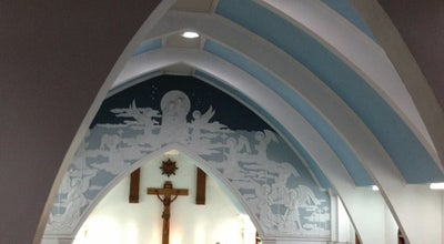 Photo of Church Gereja Katedral Keluarga Kudus Banjarmasin at Jl. Lambung Mangkurat, Banjarmasin, Indonesia