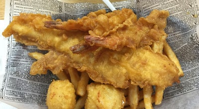 Photo of Fish and Chips Shop Chef John's Fish & Chips at 8047 Broadway, Lemon Grove, CA 91945, United States