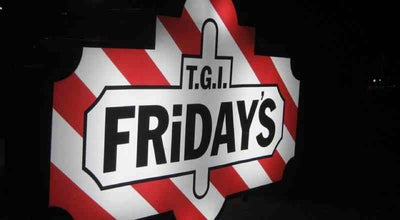 Photo of American Restaurant TGI Friday's at 6 Bedford St, Covent Garden WC2E 9HZ, United Kingdom