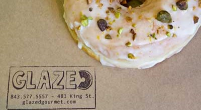 Photo of Donut Shop Glazed Gourmet Doughnuts at 481 King St, Charleston, SC 29403, United States