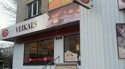 """Photo of Bakery Maizes veikals """"Lāči"""" at Lielā Iela 22, Jelgava, Latvia"""