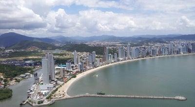 Photo of Beach Praia Central de Balneário Camboriú at Av. Atlântica, Balneário Camboriú, Brazil