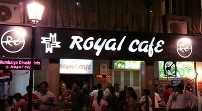 Photo of Fast Food Restaurant Royal Cafe at Hazratganj, Lucknow, India