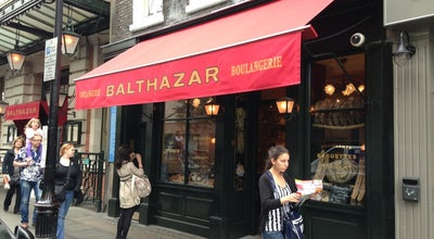 Photo of French Restaurant Balthazar at 4-6 Russell St, London WC2B 5HZ, United Kingdom
