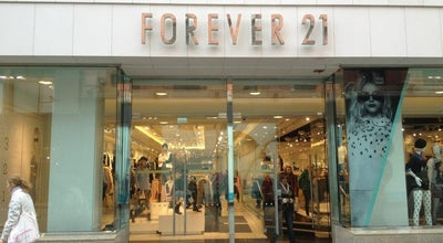 Photo of Clothing Store Forever 21 at Jervis Centre, Mary St, Dublin 1, Ireland