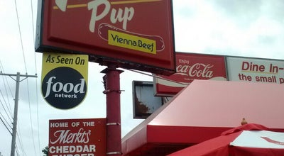 Photo of Burger Joint Paradise Pup at 1724 S River Rd, Des Plaines, IL 60018, United States