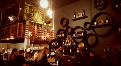 Photo of Cafe Vinyl Coffee & Wine Bar at 359 Divisadero St, San Francisco, CA 94117, United States
