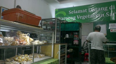 Photo of Vegetarian / Vegan Restaurant Sari Boga Vegetarian at Dr. Soetomo 33, Denpasar, Indonesia