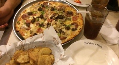 Photo of Pizza Place Da Vinci's Pizza at G/f, I1, Cebu City 6000, Philippines