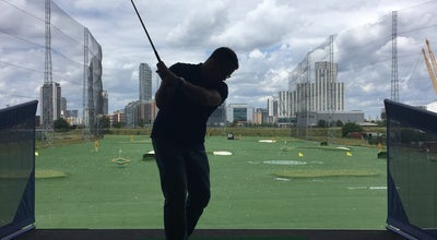 Photo of Golf Course Greenwich Peninsula Golf Driving Range at 256 Tunnel Ave, Greenwich SE10 0QE, United Kingdom