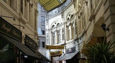 Photo of Historic Site Pasajul Macca-Villacrosse at Calea Victoriei, București, Romania