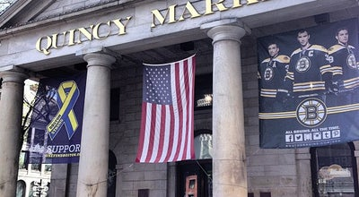 Photo of Historic Site Quincy Market at 1 Faneuil Hall Sq, Boston, MA 02109, United States