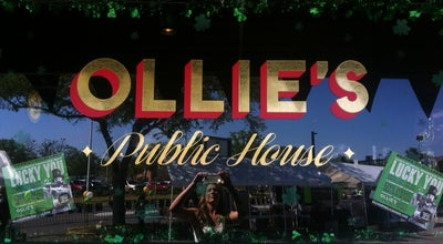 Photo of Pub Ollie's Public House at 3400 Edgewater Dr, Orlando, FL 32804, United States