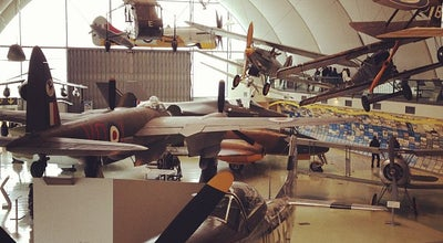 Photo of History Museum RAF Museum London at Grahame Park Way, Hendon NW9 5LL, United Kingdom