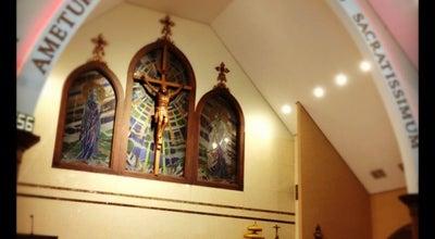 Photo of Church Gereja Katolik Hati Kudus Yesus Tegal at Jl Kapten Ismail No 128, Tegal, Indonesia