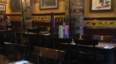 Photo of Spanish Restaurant La Tasca at 6-12 Cuppin St, Chester CH1 2BN, United Kingdom