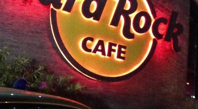 Photo of American Restaurant Hard Rock Cafe Hyderabad at Gvk One, Banjara Hills, Hyderabad, India