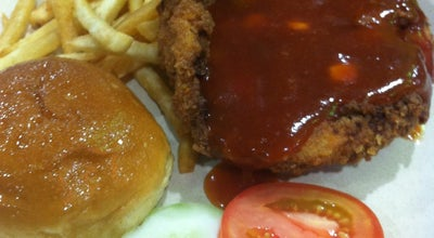 Photo of Fried Chicken Joint Happy Fried Chicken at Belakang The Store, Mentakab 28400, Malaysia