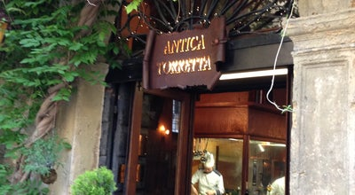 Photo of Italian Restaurant Antica Torretta at Piazza Broilo, 1-7, Verona 37121, Italy