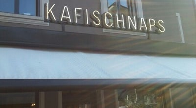 Photo of Cafe Kafi Schnaps at Kornhausstr. 57, Zürich 8037, Switzerland