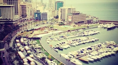 Photo of Beach Beirut Marina Yacht Club at Wafic Sinno Ave, Beirut, Lebanon