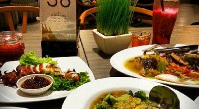 Photo of Chinese Restaurant Table Nine Kitchen at Jl. H.r. Bunyamin, Banyumas, Indonesia