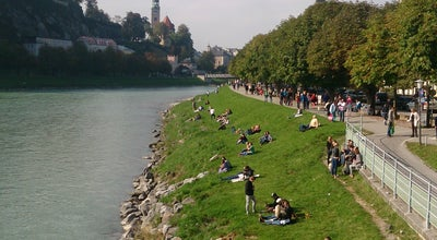 Photo of Beach Elisabethkai at Elisabethkai, Salzburg, Austria